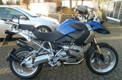 BMW R1200 GS Felgenverbreiterung by Georg Deget