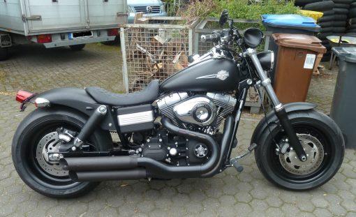 Harley Davidson Dyna Fat Bob by Georg Deget (2)