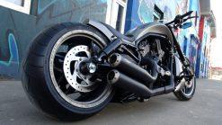 Harley Davidson Felgenverbreiterung
