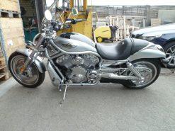 Harley Davidson V-Rod Felgenverbreiterung by Georg Deget