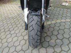 Triumph Rocket 3 Felgenverbreiterung Vorderrad made by Georg Deget
