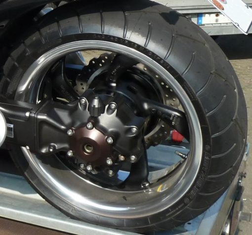 Yamaha VMax RP21 Felgenverbreiterung by Georg Deget